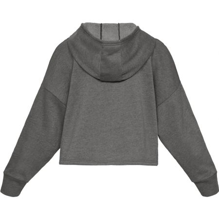 Dámska mikina - Under Armour TAPED FLEECE HOODIE - 2