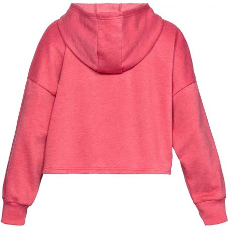 Dámská mikina - Under Armour TAPED FLEECE HOODIE - 2