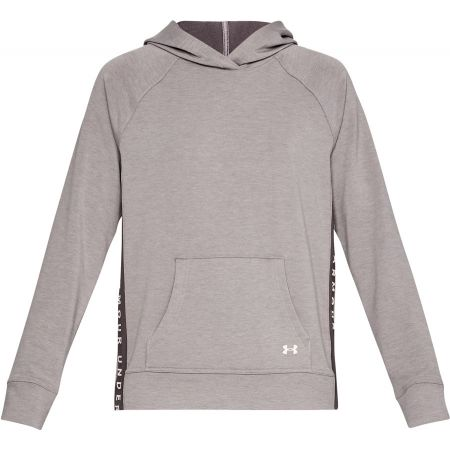 Dámska mikina - Under Armour FEATHERWEIGHT FLEECE HOODY - 1