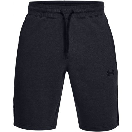 Men's shorts - Under Armour MICROTHREAD FLEECE SHORT - 1