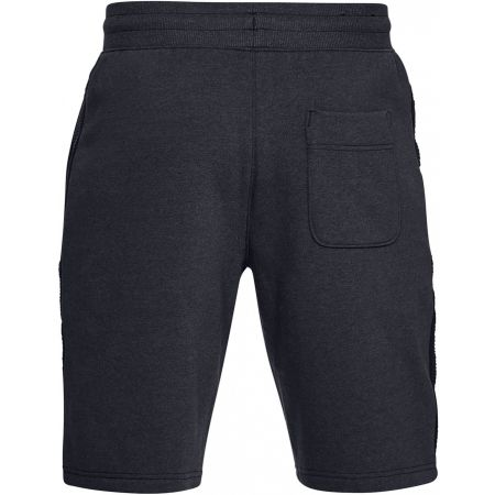 Men's shorts - Under Armour MICROTHREAD FLEECE SHORT - 2