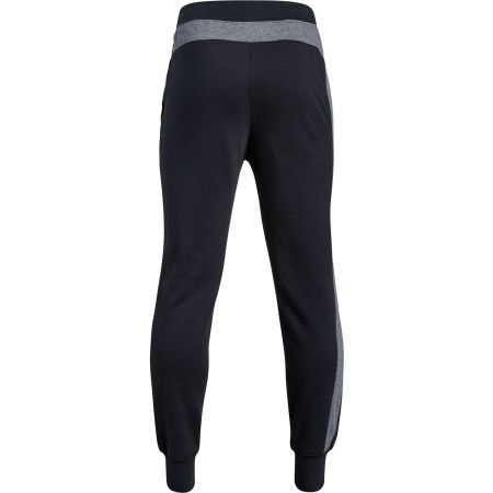 Детско долнище - Under Armour RIVAL BLOCKED JOGGER - 2