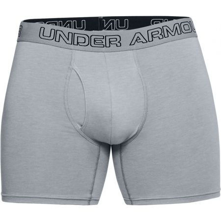 Pánske boxerky - Under Armour CHARGED COTTON 6IN 3PK