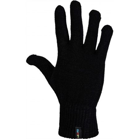 Lewro NEELAM - Dětské pletené rukavice