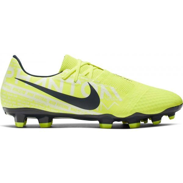 Nike PHANTOM VENOM ACADEMY FG žlutá 9 - Pánské kopačky