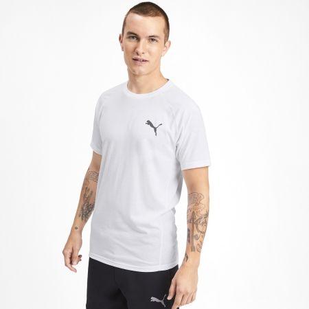 Pánske tričko - Puma EVOSTRIPE TEE - 3