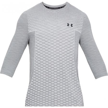 Under Armour VANISH SEAMLESS 3/4 SLEEVE - Pánske tričko