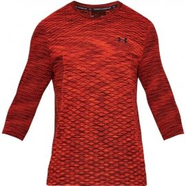 Under Armour VANISH SEAMLESS 3/4 SLEEVE - Мъжка тениска