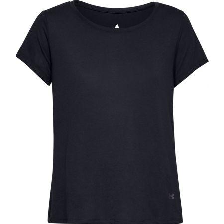 Under Armour WHISPERLIGHT SS FOLDOVER - Women's T-shirt