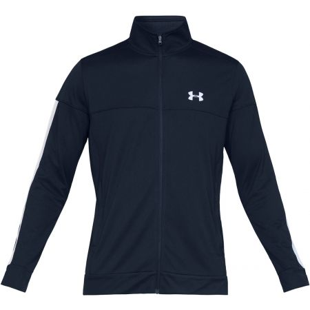 Мъжки лек суитшърт - Under Armour SPORTSTYLE PIQUE JACKET - 1