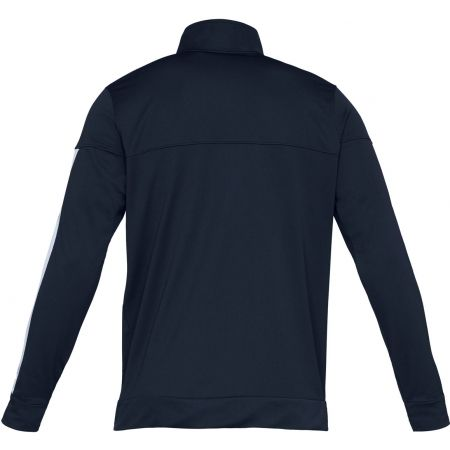 Könnyű férfi pulóver - Under Armour SPORTSTYLE PIQUE JACKET - 2
