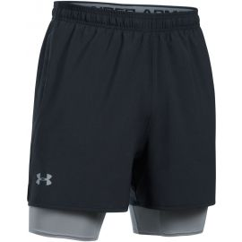 Under Armour QUALIFIER 2-IN-1 SHORT - Men's shorts