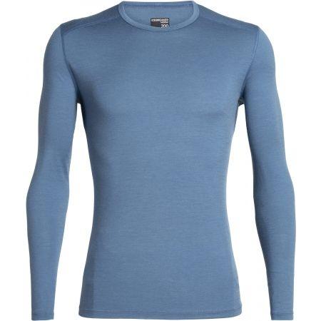 Icebreaker OASIS LS CREWE - Funkčné tričko z vlny Merino