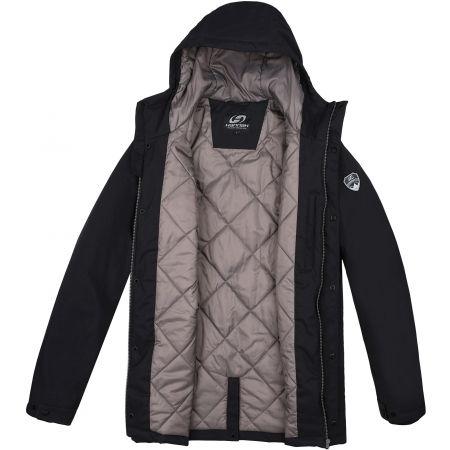 Pánsky zimný kabát s membránou - Hannah NICON - 3