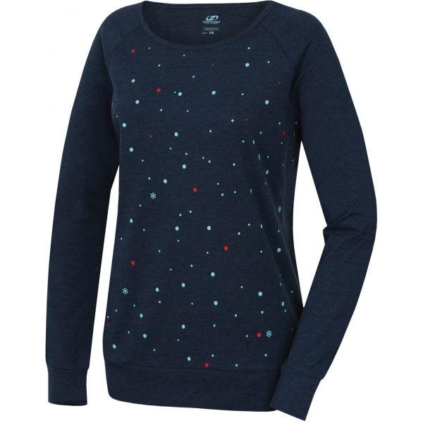 Hannah SHENZI tmavě modrá 38 - Dámské tričko
