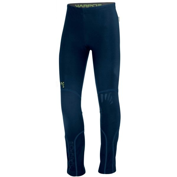 Karpos ALAGNA PANT tmavo modrá M - Pánske nohavice