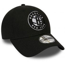 New Era 39THIRTY DIAMOND BROOKLYN NETS - Klubowa czapka z daszkiem męska