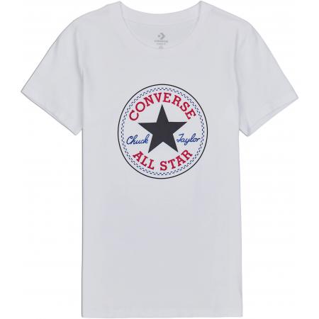 Tricou de damă - Converse CHUCK PATCH NOVA TEE
