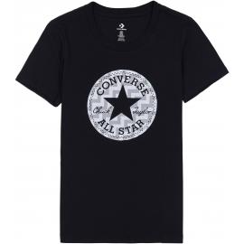Converse VOLTAGE CHUCK PATCH NOVA TEE - Dámské tričko