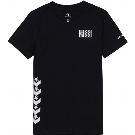 Converse VOLTAGE TEE - Дамска тениска