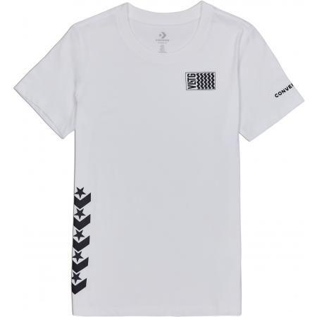 Converse VOLTAGE TEE - Dámské tričko