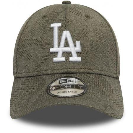 Pánská klubová kšiltovka - New Era 9FORTY MLB ENGINEERED PLUS LOS ANGELES DODGERS - 2