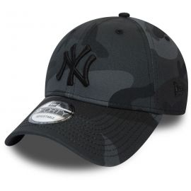 New Era 9FORTY MLB CAMO ESSENTIAL NEW YORK YANKEES - Pánská klubová kšiltovka