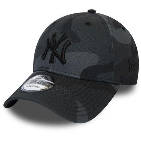 New Era 9FORTY MLB CAMO ESSENTIAL NEW YORK YANKEES - Pánská klubová kšiltovka