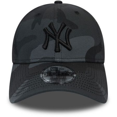 Pánská klubová kšiltovka - New Era 9FORTY MLB CAMO ESSENTIAL NEW YORK YANKEES - 2