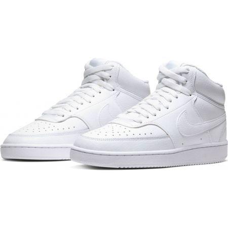 Dámská volnočasová obuv - Nike COURT VISION MID WMNS - 3