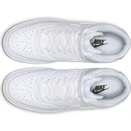 Dámská volnočasová obuv - Nike COURT VISION MID WMNS - 4