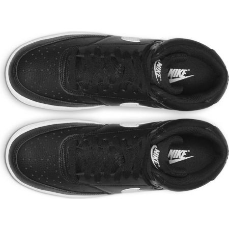 Women's leisure shoes - Nike COURT VISION MID WMNS - 4