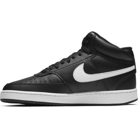Women's leisure shoes - Nike COURT VISION MID WMNS - 2