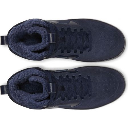 Detská voľnočasová obuv - Nike COURT BOROUGH MID 2 BOOT BG - 4