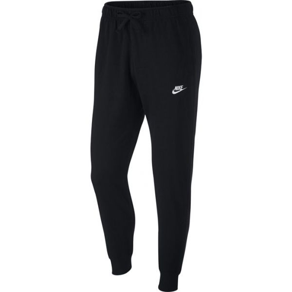 Nike NSW CLUB JGGR JSY czarny XL - Spodnie męskie