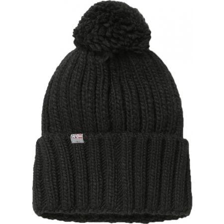 Pánska čiapka - Napapijri SEMIURY 2  BLACK - 2