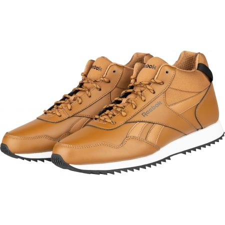 Men's leisure shoes - Reebok ROYAL GLIDE MID - 2