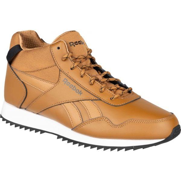 Reebok ROYAL GLIDE MID černá 10 - Pánská volnočasová obuv