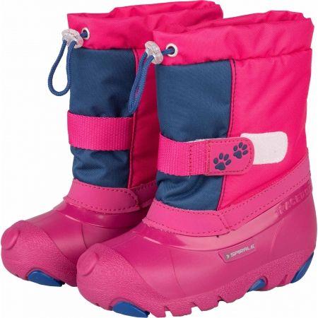 Dívčí zimní obuv - Spirale CERRO - 2