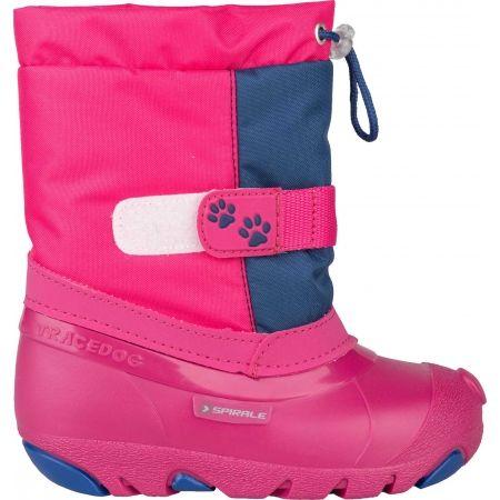 Dívčí zimní obuv - Spirale CERRO - 3