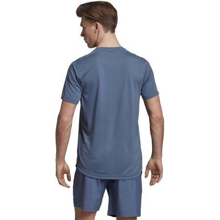 Мъжка тениска - adidas DESIGN2 MOVE TEE PLAIN - 7