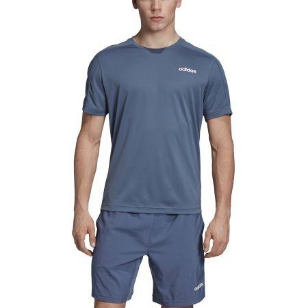 Мъжка тениска - adidas DESIGN2 MOVE TEE PLAIN - 3