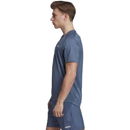 Мъжка тениска - adidas DESIGN2 MOVE TEE PLAIN - 6