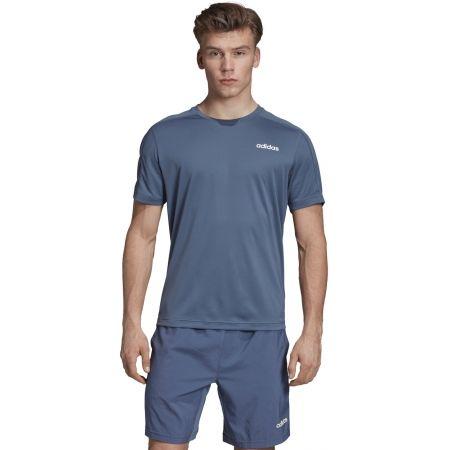 Мъжка тениска - adidas DESIGN2 MOVE TEE PLAIN - 4