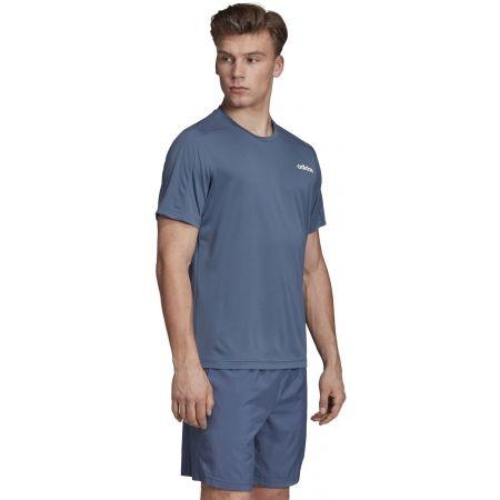 Мъжка тениска - adidas DESIGN2 MOVE TEE PLAIN - 5