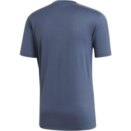 Мъжка тениска - adidas DESIGN2 MOVE TEE PLAIN - 2