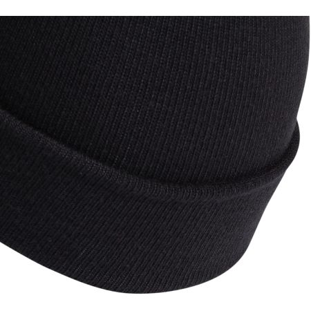 Čepice - adidas LIGHT BEANIE RIB WITH ROLL UP - 4