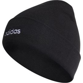 adidas LIGHT BEANIE RIB WITH ROLL UP - Čepice