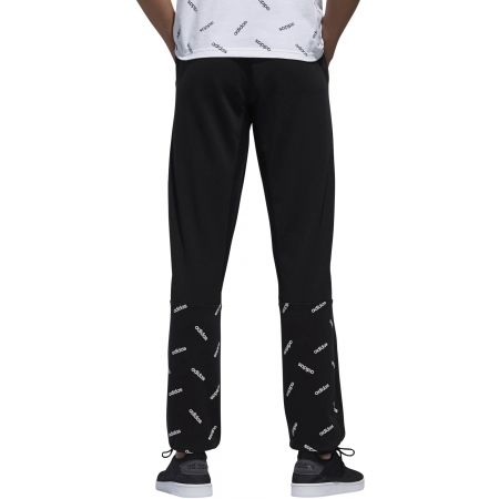 Men's sports sweatpants - adidas M ADIDAS PRINT TRACKPANTS - 14