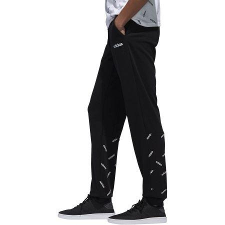 Men's sports sweatpants - adidas M ADIDAS PRINT TRACKPANTS - 13